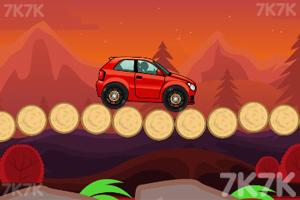 《沙漠赛道驾驶》游戏画面2