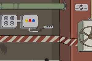 《地下机械逃生》截图1