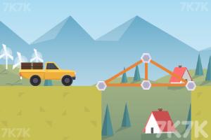 《建造桥梁》游戏画面1
