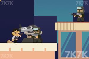 《杀手向前冲》游戏画面1