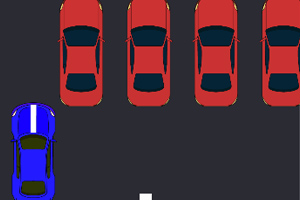 《急速的赛车手》游戏画面1