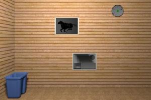《逃离舒适屋子25》游戏画面1