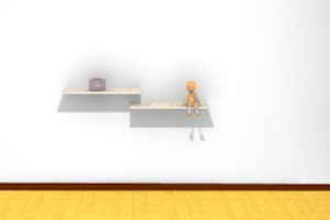 《逃出日式房屋》游戏画面1