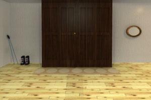 《逃出日式房屋3》游戏画面1