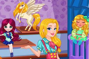 《奥德丽玩具店》游戏画面1