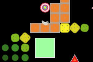 《滚动的盾牌》游戏画面1
