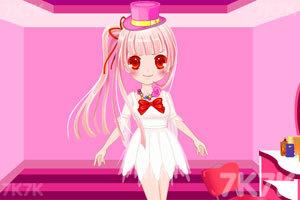 《爱美的小萝莉》游戏画面3
