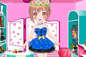 《爱美的小萝莉》游戏画面2