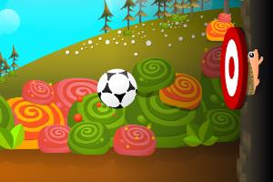 《踢球能手》游戏画面1