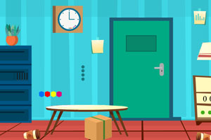 《办公室门逃生2》截图1