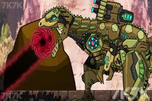 《组装机械巨兽龙》截图3