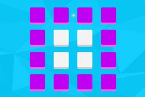 《颜色方块翻一翻无敌版》游戏画面1