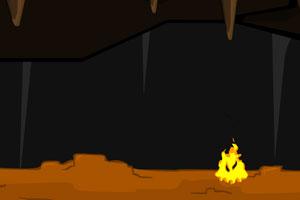 《逃离神奇的洞穴》游戏画面1