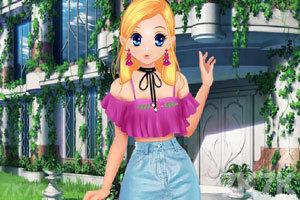 《唯美的森迪公主》截图2