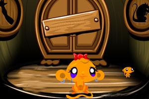 《逗小猴开心系列242》游戏画面1
