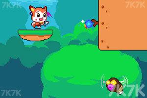 《萌猫麦琪》游戏画面3