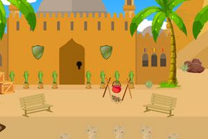 《逃离沙漠风暴》游戏画面1