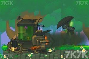 《外星章鱼》游戏画面4