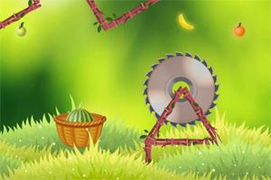《西瓜大炮》游戏画面1