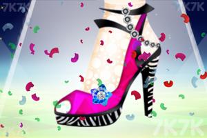 《高跟鞋设计大师》游戏画面3