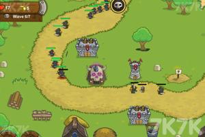 《王国防卫》游戏画面3