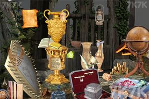 《魔法师的笔记本》游戏画面2