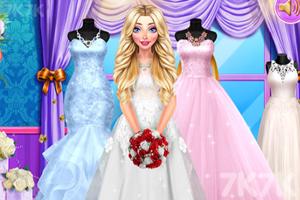 《金发女郎的婚礼》游戏画面3