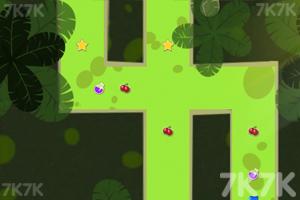 《饥饿的蛇》游戏画面3