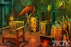 《救援宫殿雪人》游戏画面3