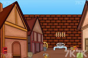 《救援乡村女孩》游戏画面2