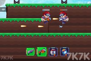 《合金射手吃鸡》游戏画面5