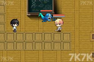 《梦幻岛大逃杀》游戏画面2