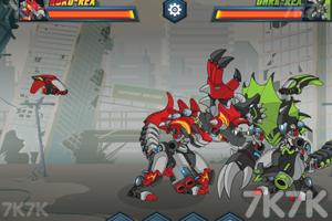 《超級機器人戰斗5》截圖3
