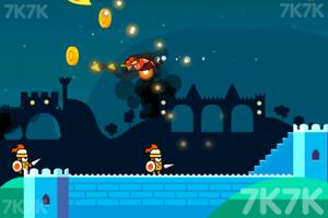 《喷火小飞龙》游戏画面3