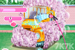 《公主整理学校》游戏画面3