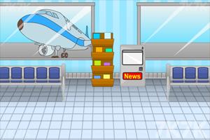 《逃离上锁的机场》游戏画面2