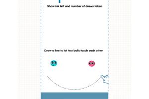 《圆球情侣 1》截图2