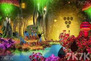 《蘑菇奇幻逃脱》游戏画面2