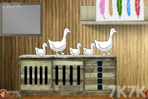 《救援可爱鸭宝宝》游戏画面1