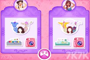 《女孩的大衣柜》游戏画面2