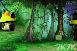 《逃离蘑菇林》游戏画面2