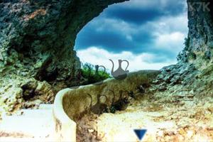 《逃离遗址城堡》游戏画面1