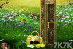 《复活节花园大逃脱》游戏画面1