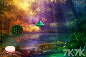 《蘑菇林里救出女孩》游戏画面1