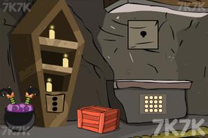 《逃离邪恶的洞穴》游戏画面3