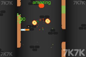 《投掷小飞剑》游戏画面1