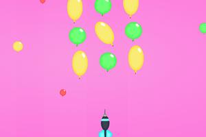 飞镖戳气球