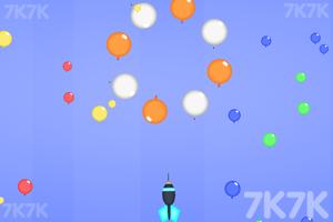 《飞镖戳气球》游戏画面3