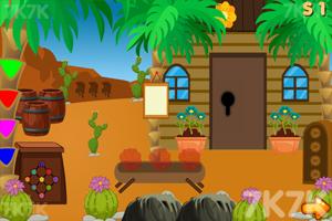 《沙漠中拯救骆驼》游戏画面2