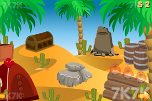 《沙漠中拯救骆驼》游戏画面1